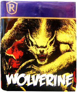 Wolverine fireworks have 25 multicoloured shots with red tracers, from Holy Smoke Fireworks Guelph.
